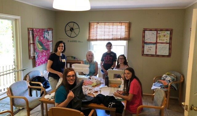 NFCC Food Bank Project - Reusable bags